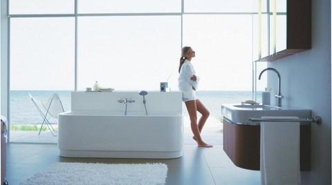 Duravit'ten Dar Banyolara Akıllı Çözüm: Happy D.