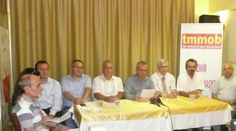"""""""İzmir'de de Yapı Denetiminde Kamusal Denetim ortadan Kaldırıldı"""""""