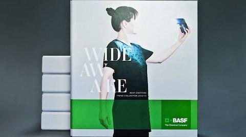 BASF Renk Trendleri Kitabına 'Red Dot' Ödülü