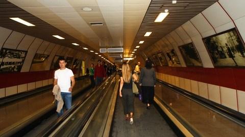 '4. Levent-Darüşşafaka Metro Hattı'nı Bakanlık Tamamlayacak