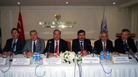 Türkiye'nin İlk Bölgesel İnovasyon Merkezi Konya'da
