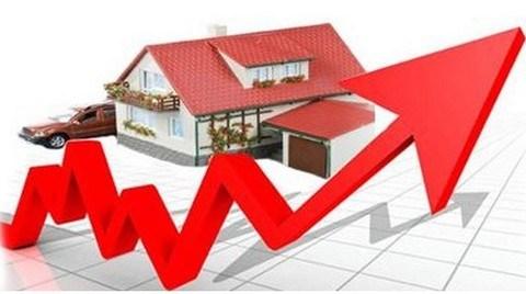 Türkiye Konut Fiyat Endeksi Haziran'da Arttı
