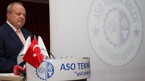 ASO Teknik Koleji Açıldı