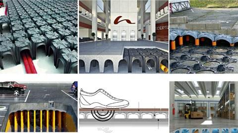 Geoplast Türkiye, döşeme dolgusunda alternatifsiz çözümler sunuyor