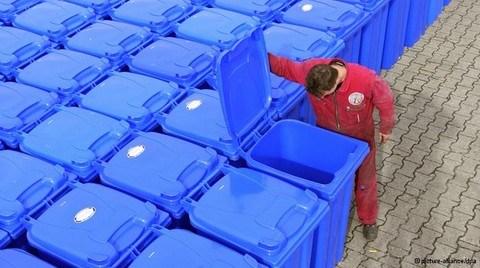 Yunanistan Çöpten Para Kazanacak