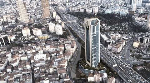 """Nurol Tower, """"EvOfisEv"""" Konseptiyle Çağlayan'da Yükselecek"""