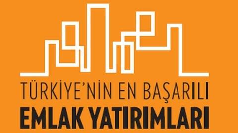 Türkiye'nin En Başarılı Emlak Yatırımları Seçiliyor