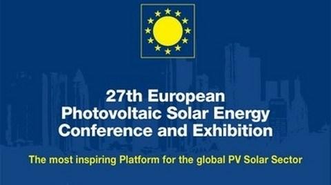 Frankfurt Solar Enerji Fuarı Başladı