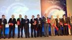 Zirvede, başarılı Ar-Ge merkezleri de ödüllendirildi (Fotolar: Ahmet Dumanlı / AA)