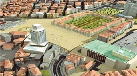 Taksim Meydanı Kalyon İnşaat'a Teslim Ediliyor