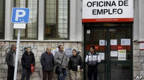 Euro Bölgesinde İşsizlik Rekor Seviyede