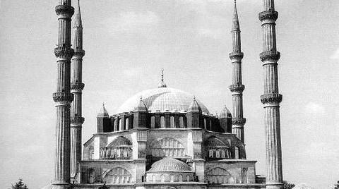 Selimiye Camisi'nin Rölövesi Çıkartılacak