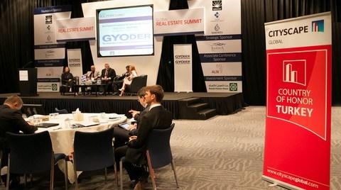 Cityscape Global 2012'de 'Onur Ülkesi Türkiye' Konuşuluyor
