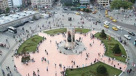 Taksim'de Tahliye Kararları Gelmeye Başladı
