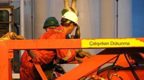 İş Kazalarında 2023 Hedefi % 5'in Altı