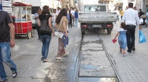Yine Yeniden İstiklal Caddesi'nin Kaplama Sorunu
