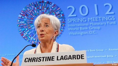IMF Başkanı Lagarde Siyasileri Uyardı