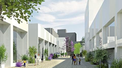 Maxwan'dan Leiden Merkez İstasyonu Çevresi için Dönüşüm Projesi