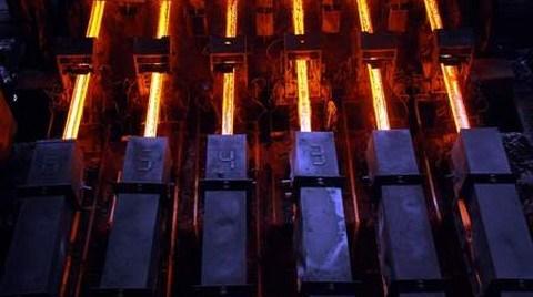 Çelik İhracatında Avrupa'da İkinci Sıradayız