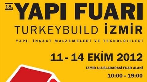 Yapı Fuarı İzmir'de 'Altın Mıknatıs'lar Sahiplerini Buldu