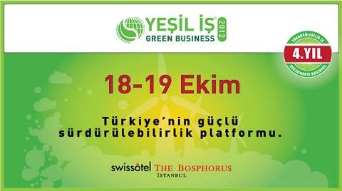Yeşil İş/Green Business 2012 Konferansı