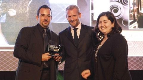 Hakkasan Dubai'ye Amerikan Sertağaçlarının Olağanüstü Kullanımı Ödülü
