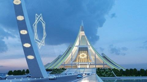 Polimeks Orta Asya'nın En Büyük Kongre Merkezi'ni İnşa Edecek