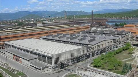 Tosyalı Karadağ'ın En Büyük Çelik Fabrikasını Satın Aldı