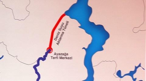 Haliç'e Boğaz Suyu Geldi, Sırada Leonardo Köprüsü Var