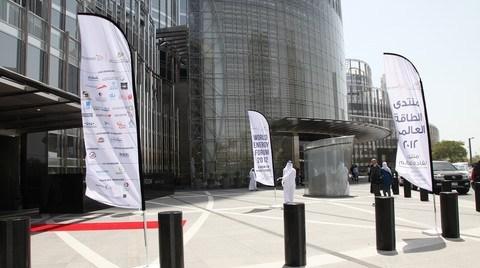 Dünya Enerji Forumu Dubai'de Başladı
