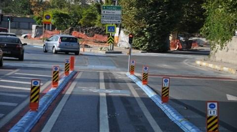 İstanbul Bisiklet Yolları Uygulama Projeleri Çalışmaları Devam Ediyor