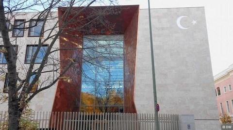 Berlin Büyükelçiliği Kançılaryası Bugün Açılıyor