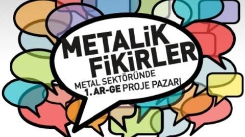 Metalik Fikirler 1. Arge Proje Pazarı Yarışması'na Rekor Katılım
