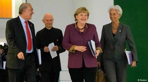 Avrupa Borç Krizi Dünya Ekonomisini de Sarstı