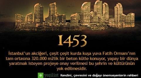 """""""İstanbul Uyan, Kabusun Gerçek Oluyor"""""""