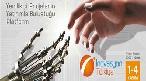 İnovasyon Türkiye Fuarı Açıldı