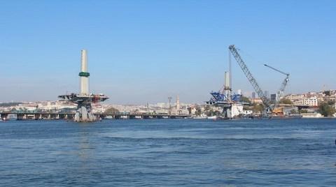 Haliç'in 4. Köprüsü: 'Metro Geçişi'