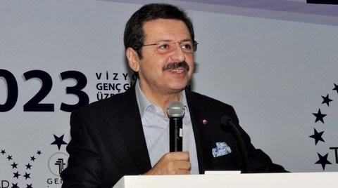 Hisarcıklıoğlu: ''Girişimci Sayımızı Artırmamız Gerekiyor''