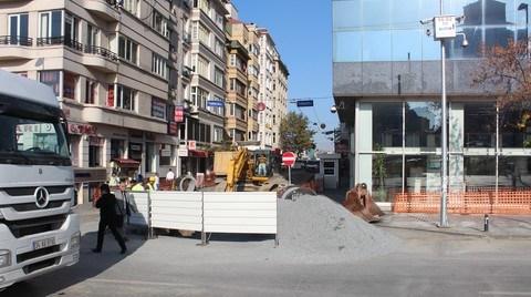 Taksim Meydanı 'Yayalaştırma' Projesi Başladı