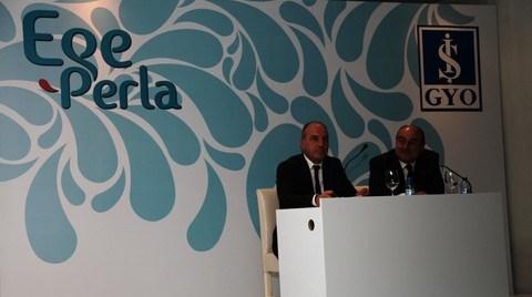 İş GYO'dan İzmir'e Emre Arolat İmzalı Büyük Yatırım: Ege PERLA