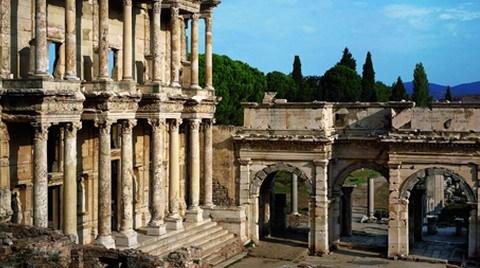 Efes'in Yeni İmar Planı Hazır