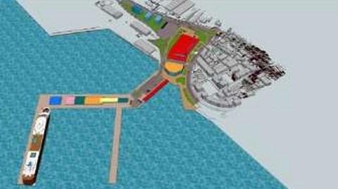 İESOB, Liman AVM Projesi'ne Karşı Dava Açtı