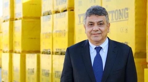 Türk Ytong'un Yeni Genel Müdürü Gökhan Erel
