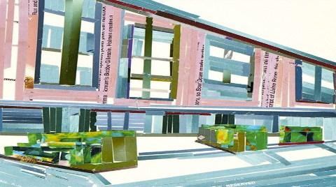 """Mimarlık Araştırmaları Stüdyosu'nda Yeni Sergi: """"temel-siz"""""""
