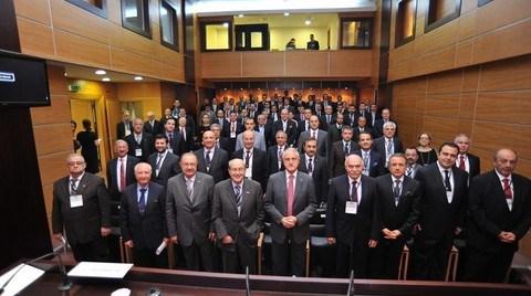 DEİK İş Konseyleri Seçimleri Yapıldı
