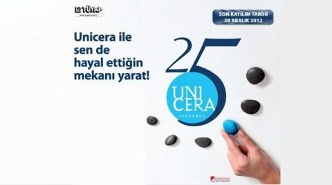 UNICERA Mekan Tasarım Yarışması