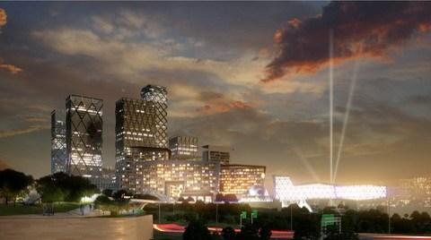 İstanbul Uluslararası Finans Merkezi Projesi