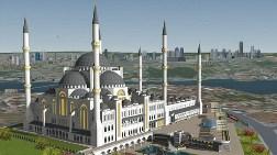 """""""Bir Dolu Çamlıca Camisi var İstanbul'da..."""""""