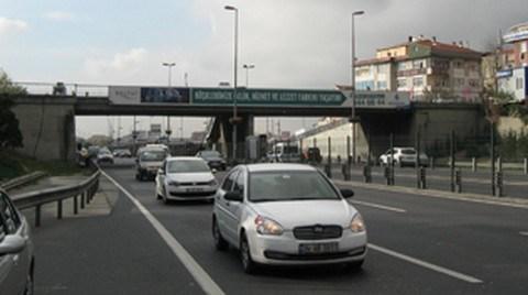 Okmeydanı Dereyolu (Talatpaşa) Köprüsü Yeniden İnşa Ediliyor