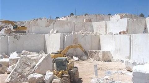 Türkiye, Dünya Doğal Taş Üretiminin %10'unu Karşılıyor